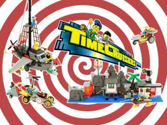 LEGO Time Cruisers Rückblick Titel