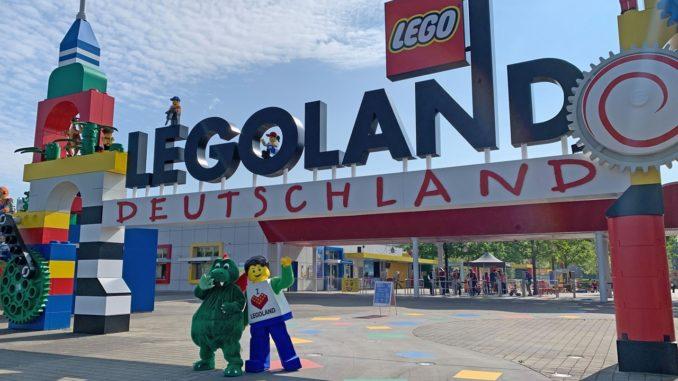 LEGOland Deutschland Eröffnung Juni Titel 2