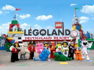 LEGOland Deutschland Eröffnung Juni Titel