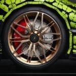 Life Size LEGO Technic Lamborghini Sian Fkp 37 (13)