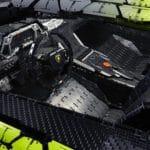 Life Size LEGO Technic Lamborghini Sian Fkp 37 (15)
