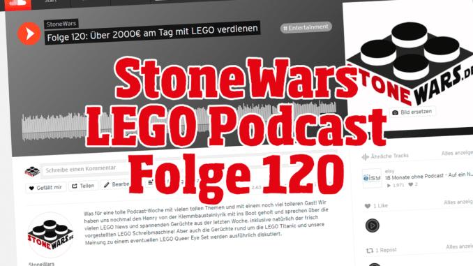 Stonewars Podcast Folge 120