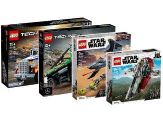 Alternate LEGO Week August 2021