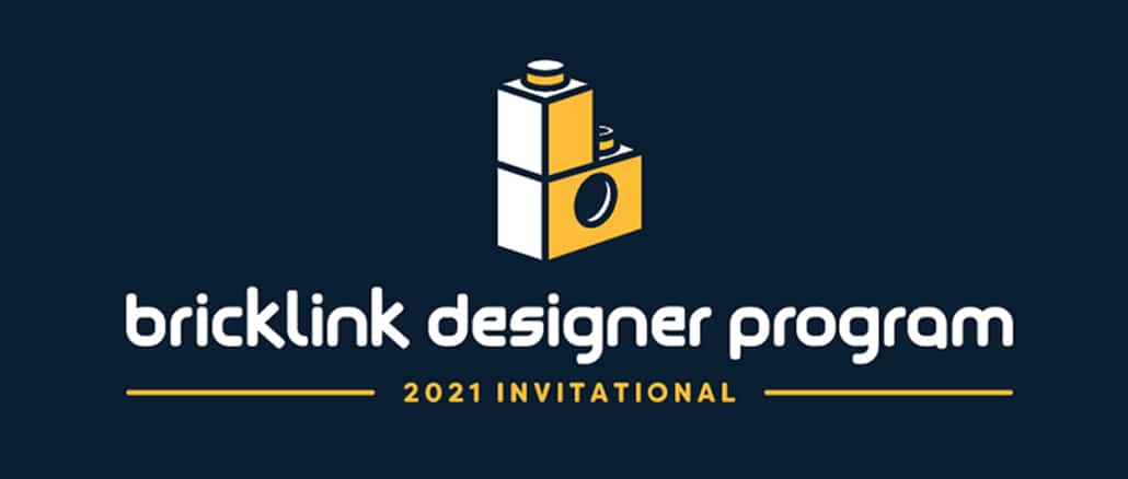 Bricklink Designer Program 2021 Seiten Titelbild