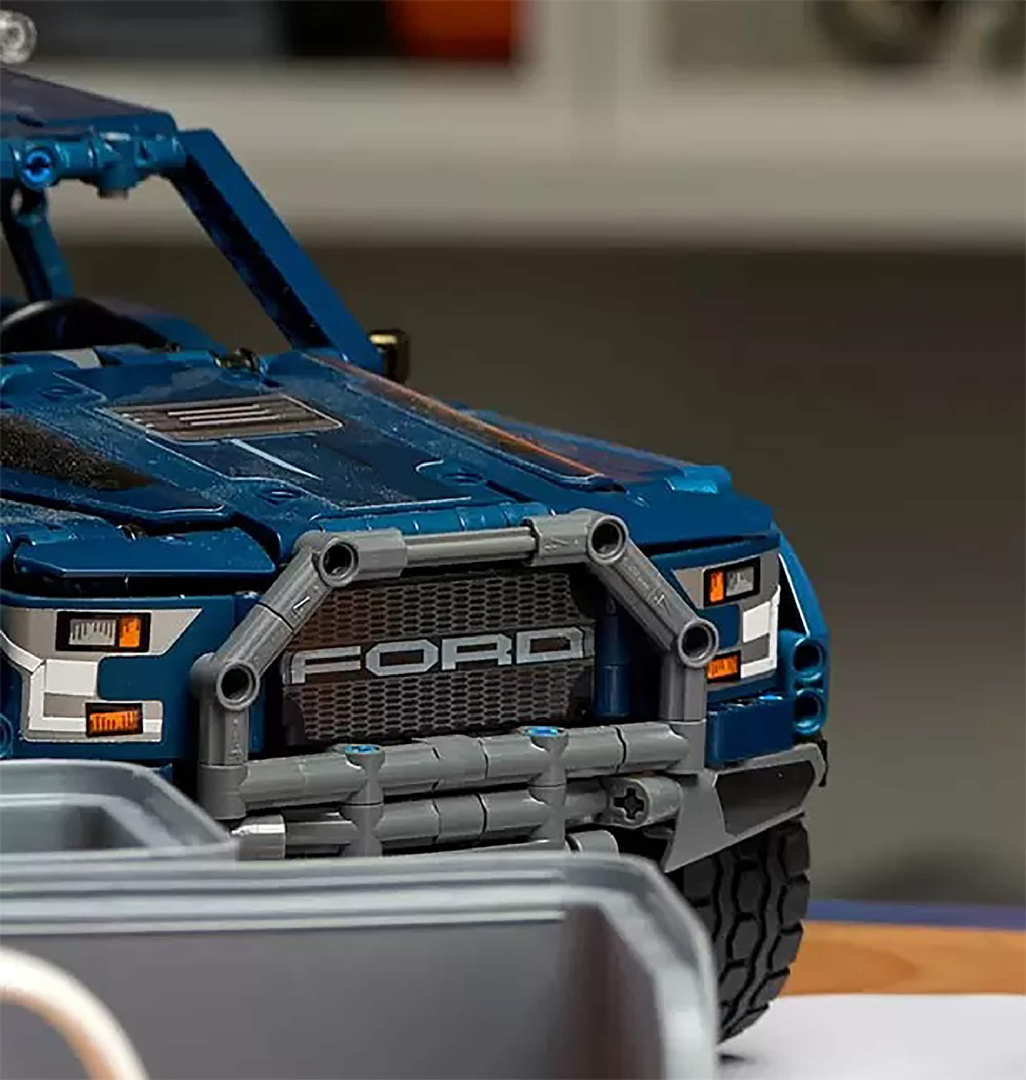 Ford Raptor Slider 2