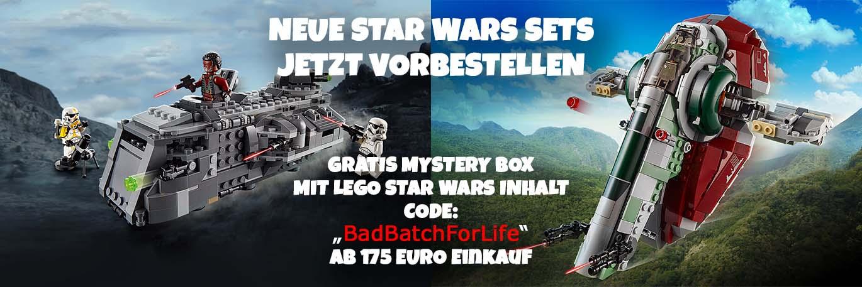 Jb Spielwaren LEGO Star Wars Aktion