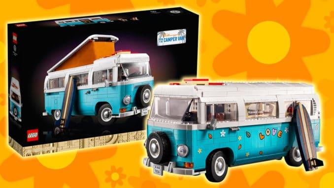 LEGO 10279 Volkswagen T2 Camper Van Titel