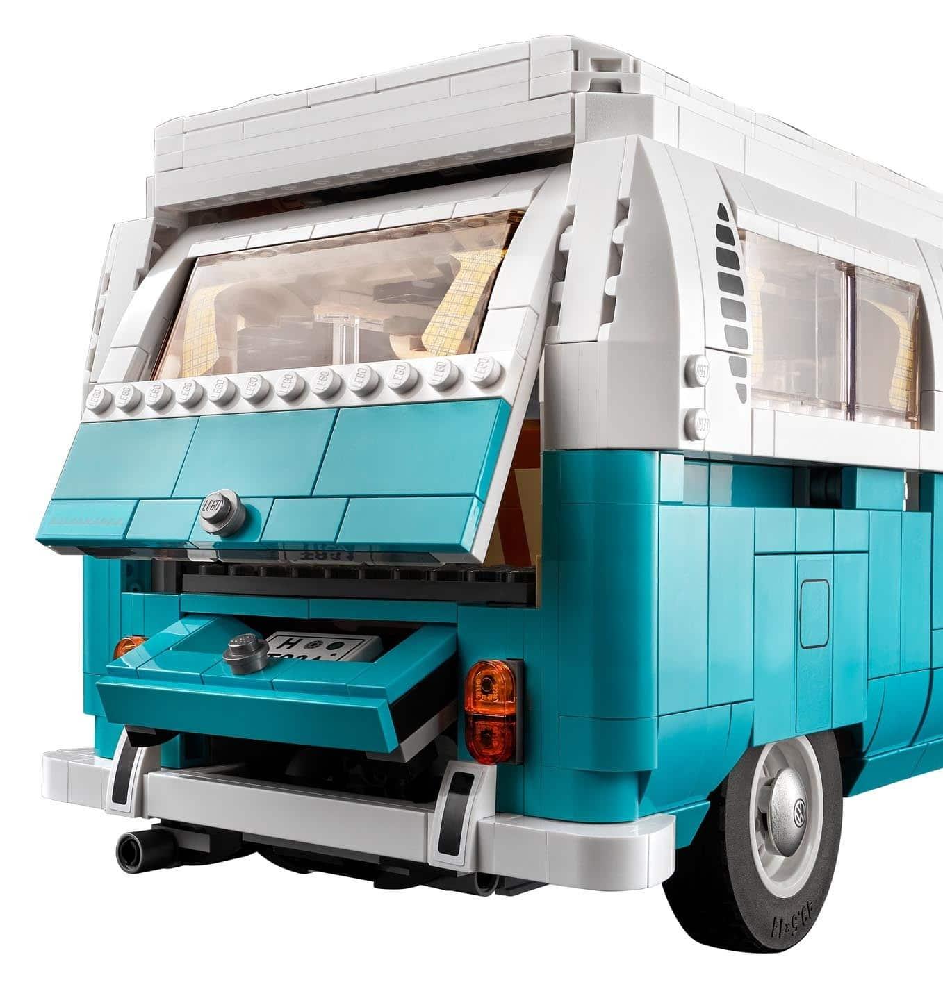LEGO 10279 Vw T2 Rueckseite
