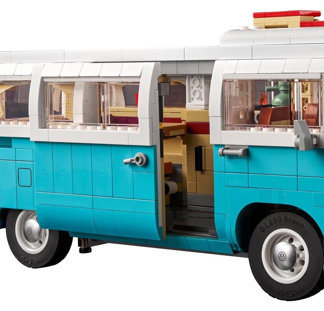 LEGO 10279 Vw T2 Schiebetür