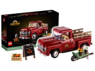 LEGO 10290 Pickup Truck Titelbild