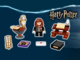LEGO 30392 Hermines Schreibtisch Titel