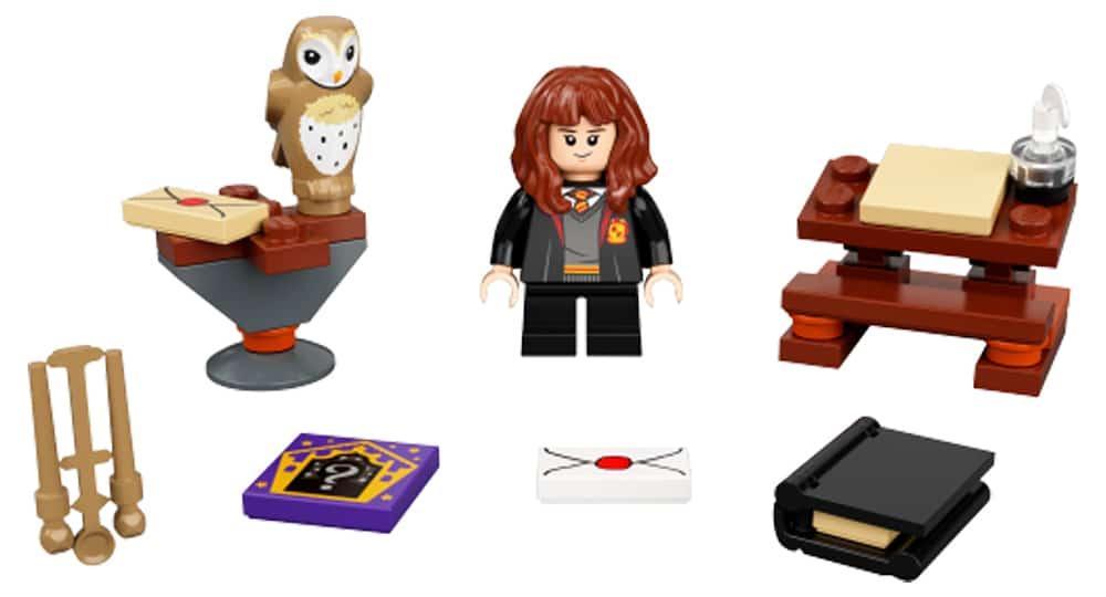 LEGO 30392 Hermines Schreibtisch