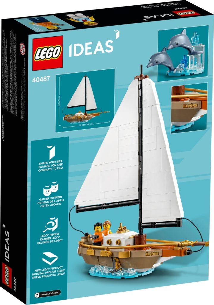 LEGO 40487 Segelboot Abenteuer 3