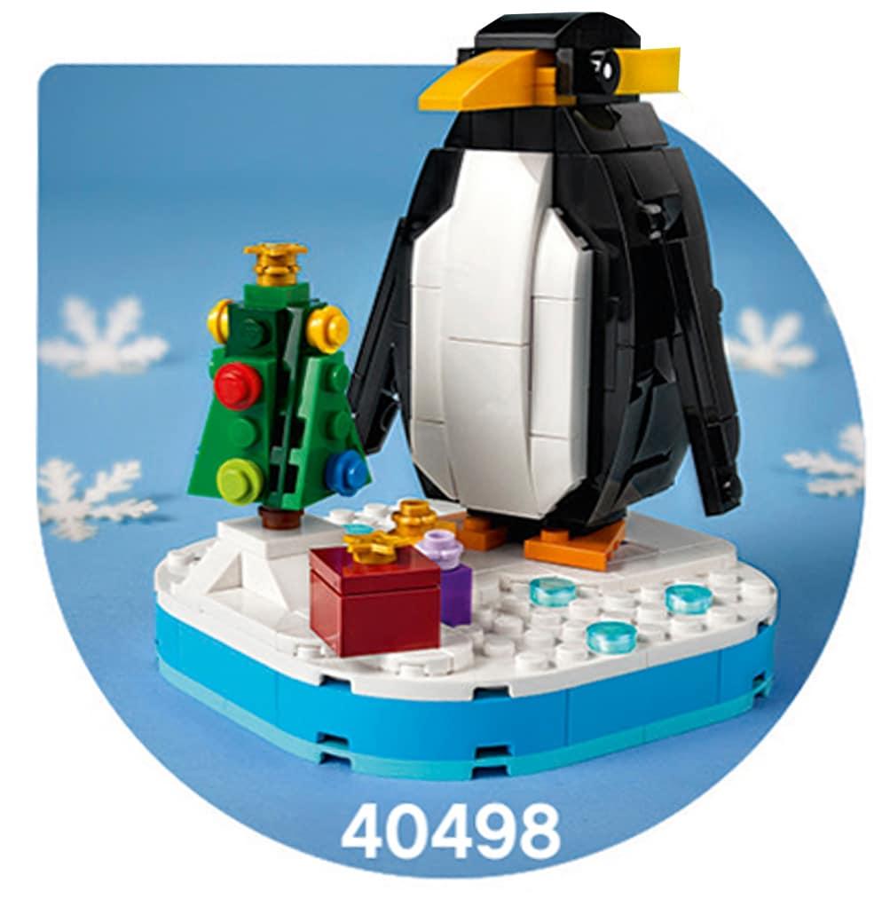 LEGO 40498 Pinguin