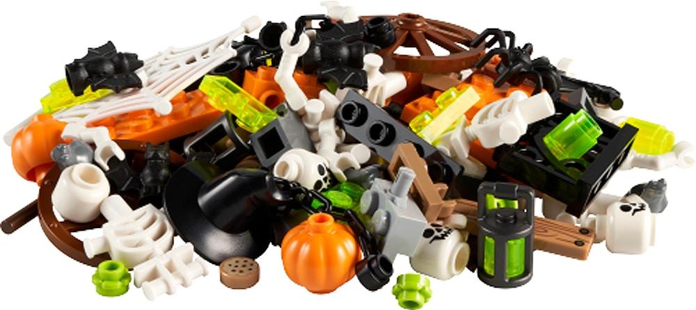 LEGO 40513 Gruseliges Vip Ergänzungsset