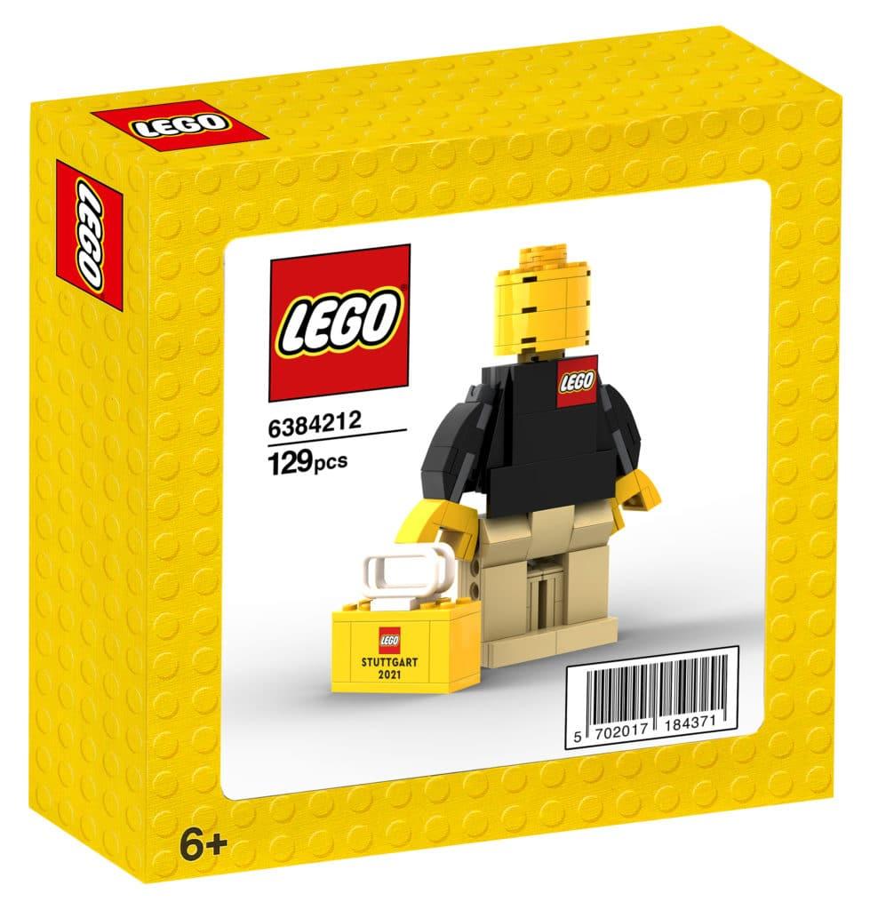 LEGO 6384212 Store Mitarbeiter Stuttgart