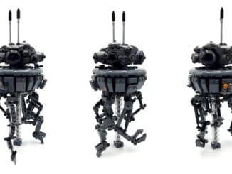 LEGO 75306 Imperial Probe Droid Titel