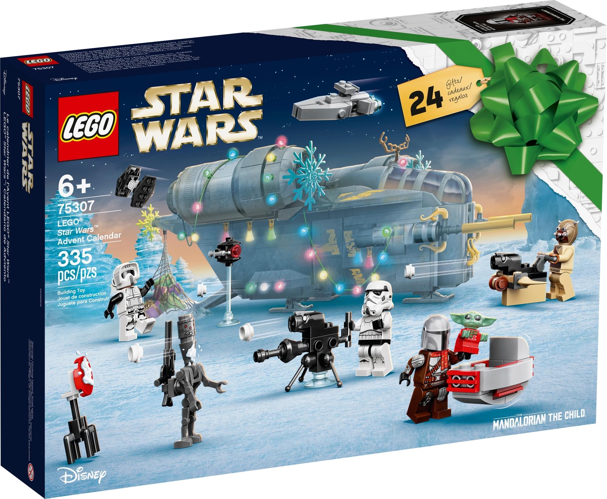 LEGO 75307 LEGO Star Wars Adventskalender 2021 1