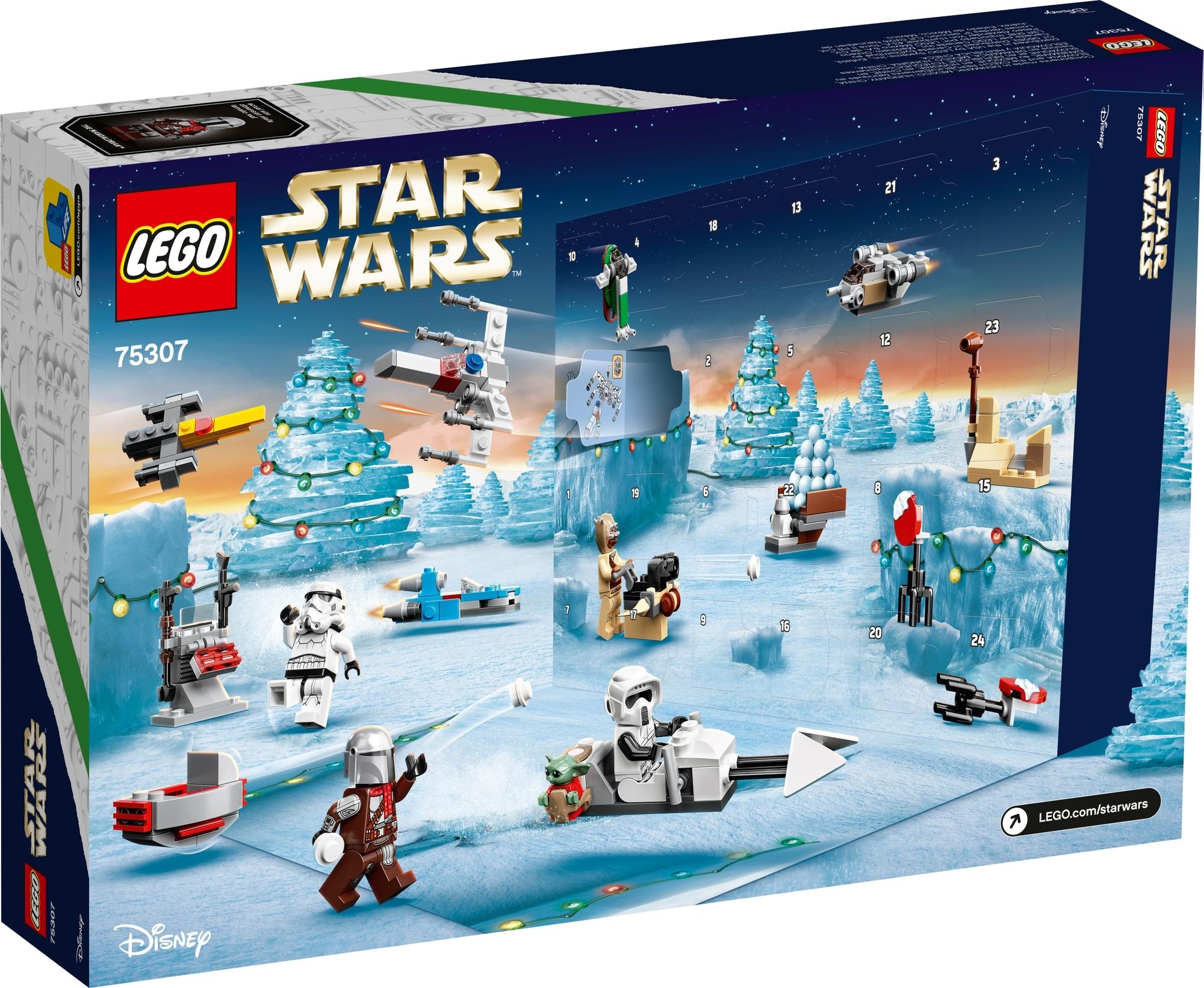 LEGO 75307 LEGO Star Wars Adventskalender 2021 6