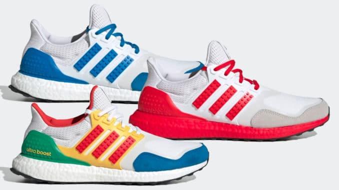 LEGO Adidas Ultraboost Dna Colors