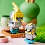 LEGO Brickheadz 40481 Nymphensittich 5