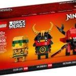 LEGO Brickheadz 40490 Ninjago 10 2