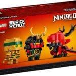 LEGO Brickheadz 40490 Ninjago 10 3