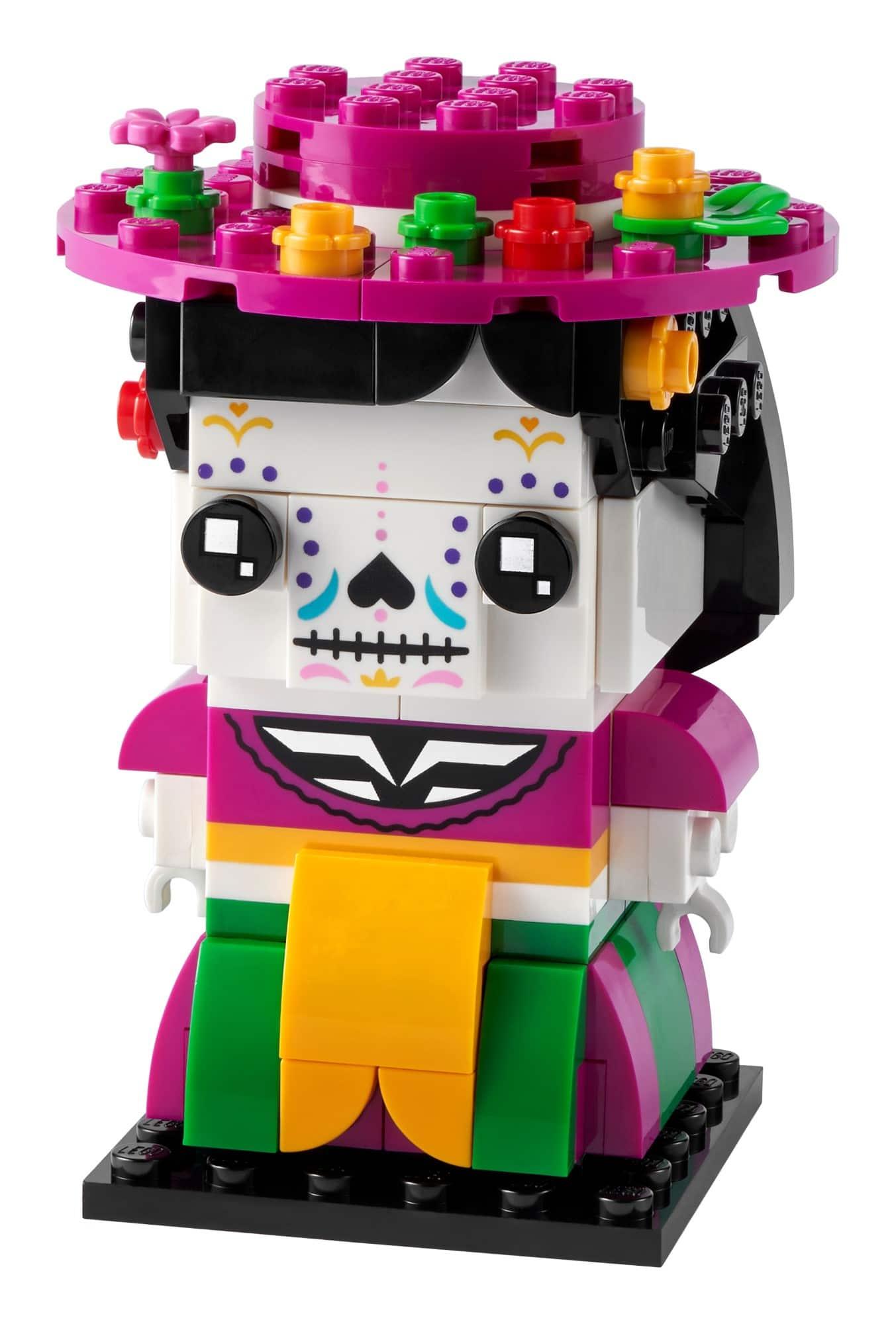 LEGO Brickheadz 40492 La Catrina 1