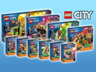 LEGO City Stuntz 2021 Titel 2