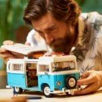 LEGO Creator Expert 10279 Volkswagen T2 Campingbus 16