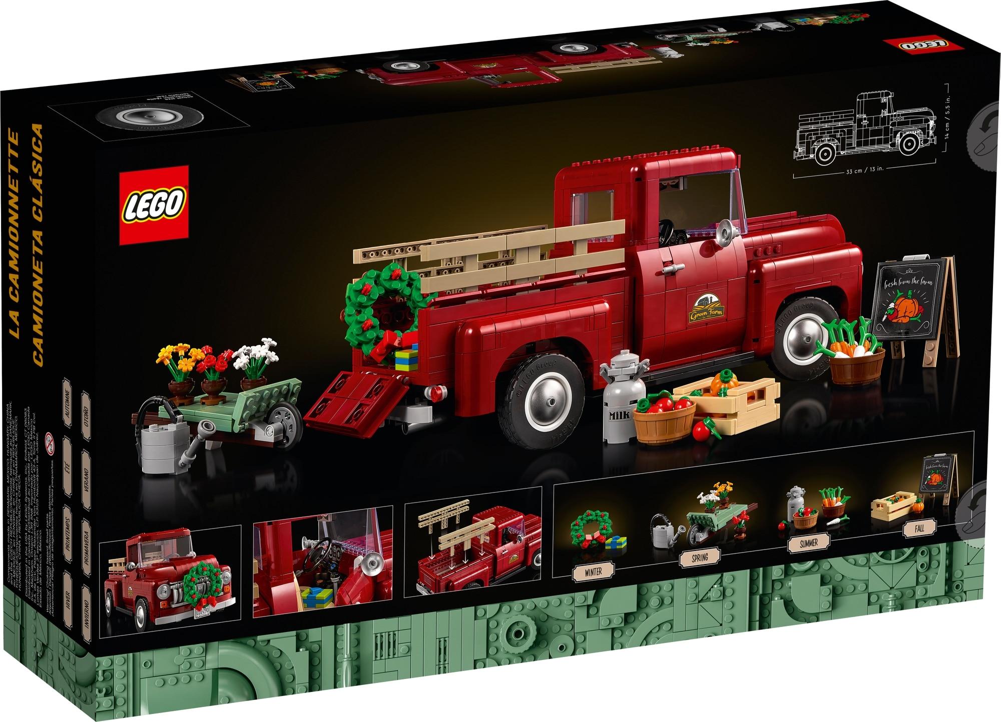 LEGO Creator Expert 10290 Pickup 13