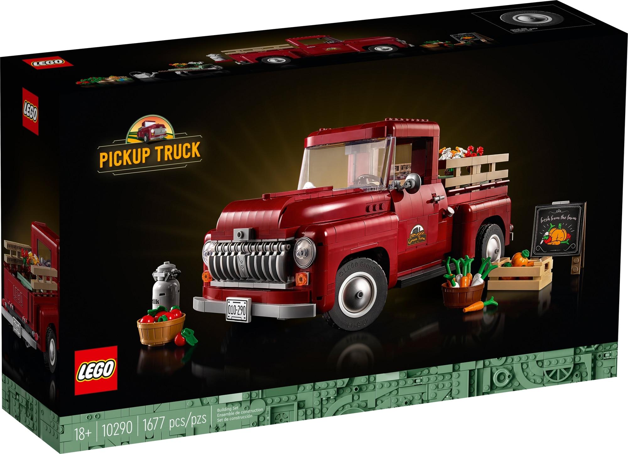 LEGO Creator Expert 10290 Pickup 2