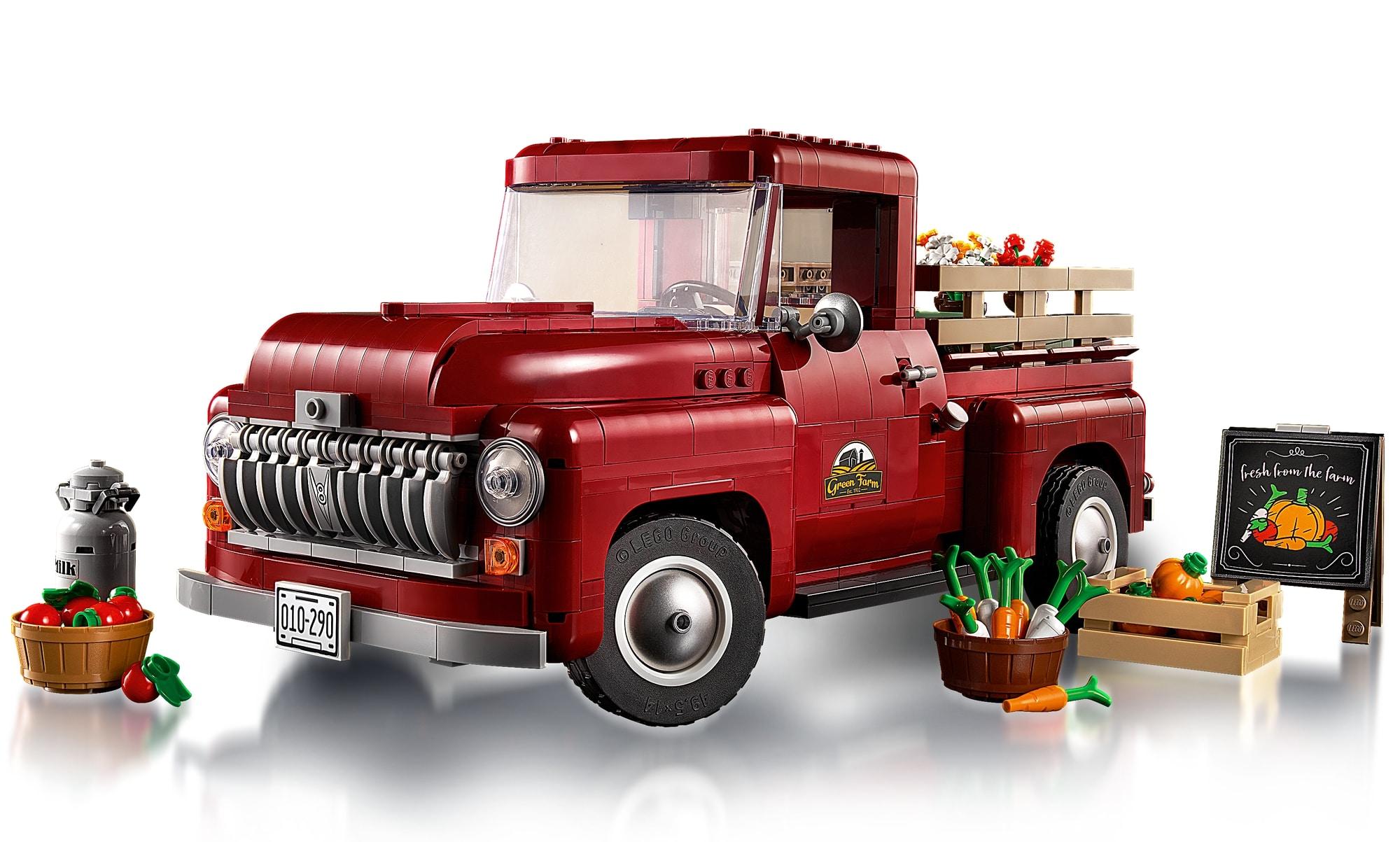 LEGO Creator Expert 10290 Pickup 3