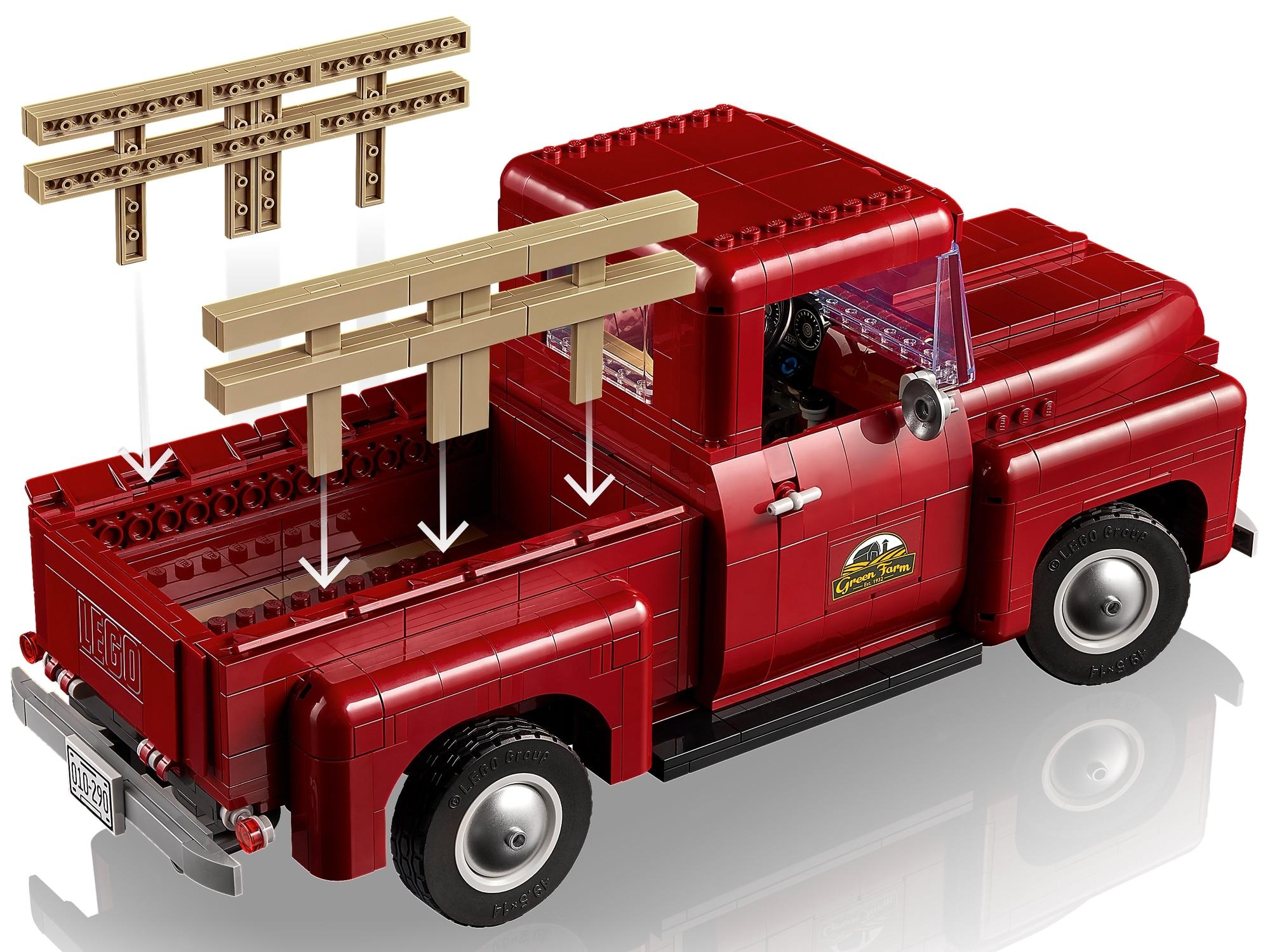 LEGO Creator Expert 10290 Pickup 8