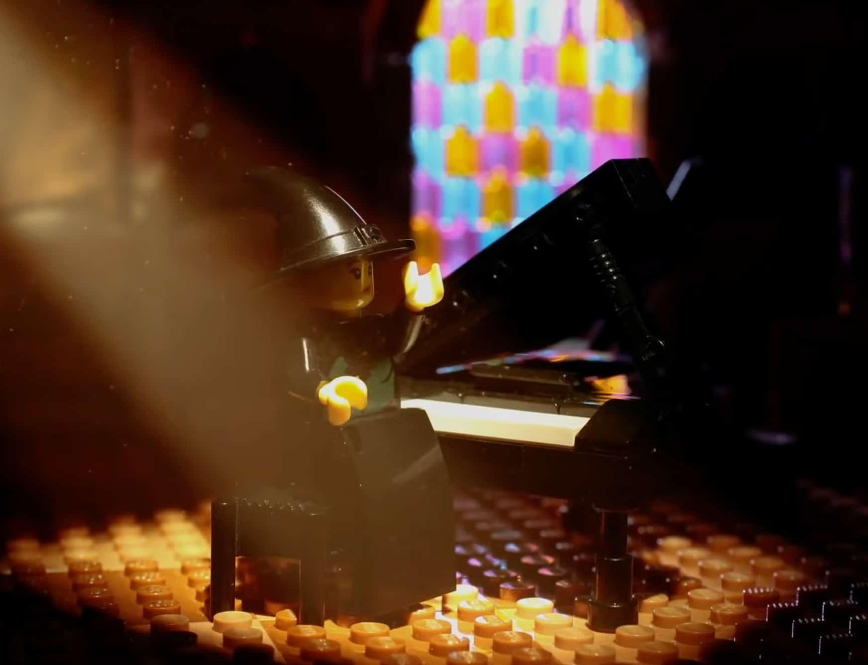 LEGO Haensel Und Gretel Lebkuchen Haus 03