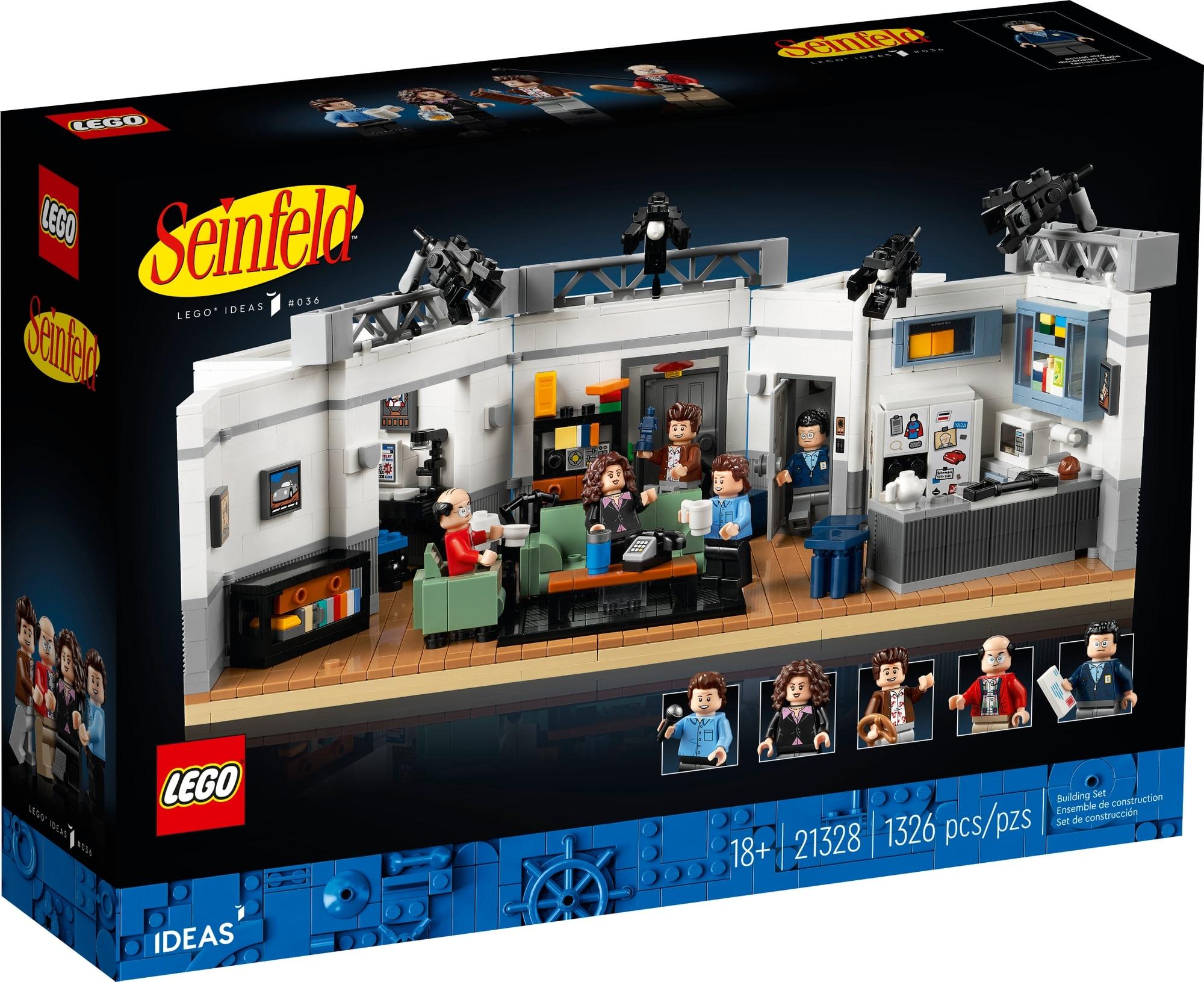 LEGO Ideas 21328 Seinfeld 2