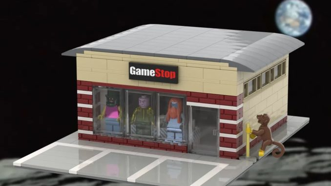 LEGO Ideas Game Stop Store (1)