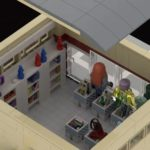 LEGO Ideas Game Stop Store (3)