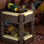LEGO Ideas Johns Medieal Watermil (11)