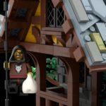 LEGO Ideas Johns Medieal Watermil (14)
