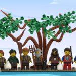 LEGO Ideas Johns Medieal Watermil (15)