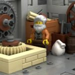 LEGO Ideas Johns Medieal Watermil (7)