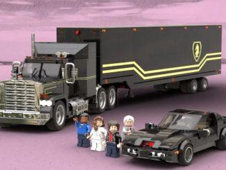 LEGO Ideas Knight Rider (1)