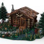 LEGO Ideas Log Cabin (2)