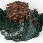 LEGO Ideas Log Cabin (3)