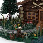 LEGO Ideas Log Cabin (4)