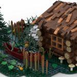 LEGO Ideas Log Cabin (5)