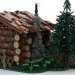 LEGO Ideas Log Cabin (6)