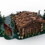 LEGO Ideas Log Cabin (7)