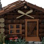 LEGO Ideas Log Cabin (9)